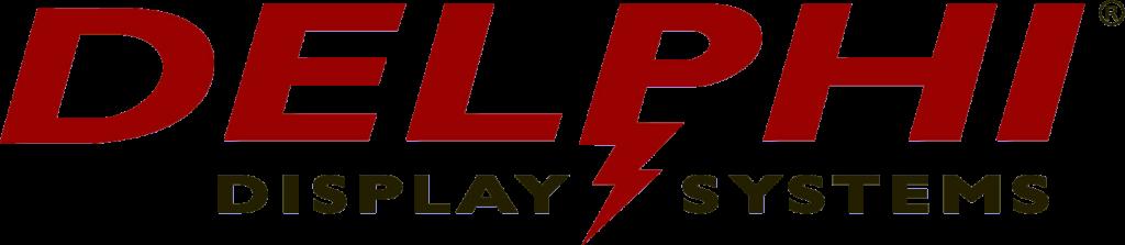 Delphi_display_systems logo